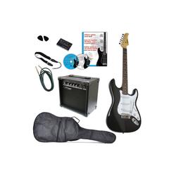 Clifton E-Gitarre Clifton E-Gitarren, Komplettset