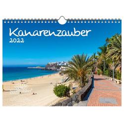 Seelenzauber Erotikkalender Kanarenzauber DIN A4 Kalender für 2022 Kanaren -
