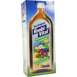 Knobivital mit Weißdorn+Holunder