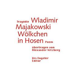 Tragödie Wladimir Majakowski. Wladimir W. Majakowskij  - Buch