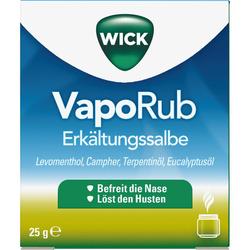 WICK VapoRub Erkältungssalbe 25 g