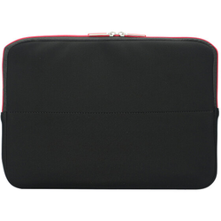 Samsonite Airglow Laptophülle 36 cm Laptopfach black-red