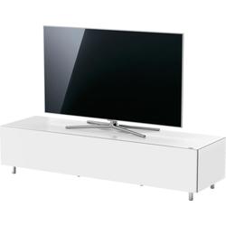 SPECTRAL Lowboard Just Racks, JRL 1650T, Breite 165 cm, wahlweise mit Basis - oder TV-Paket weiß