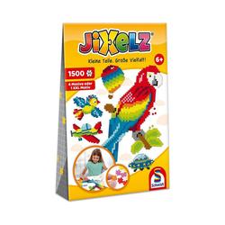 Schmidt Spiele Puzzle Jixelz Puzzle Alles, was fliegt, 1.500 Teile, Puzzleteile