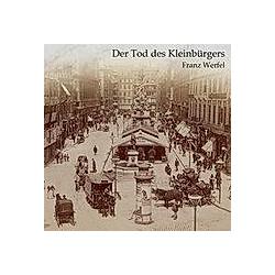 Der Tod des Kleinbürgers  Audio-CD  MP3 - Hörbuch