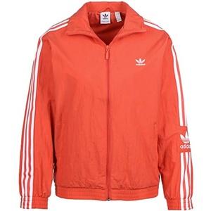 adidas Damen Lock Up Tt Sweatshirt, trace scarlet s18/White, 32 (Herstellergröße: 38)