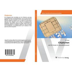 Chipkarten als Buch von Ilse Mayer