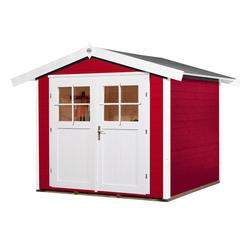WEKA-Gartenhaus, 240 x 235 cm