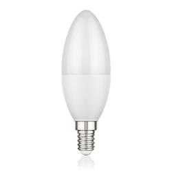 E14 LED Kerze 3,8W =29W 300lm 270° weiß