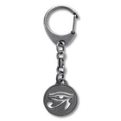 Adelia´s Amulett Schlüsselanhänger, Auge des Horus - Das Gottesauge das in alle Dinge blickt