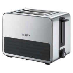 BOSCH Toaster TAT7S25 Toaster grau/schwarz