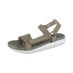Aerosoles Light Shade Nubuck Klassische Sandalen Sandale