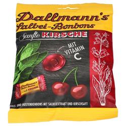 DALLMANN'S Salbei Kirsch Bonbons 60 g