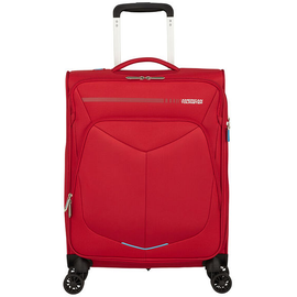 American Tourister Summerfunk 55 cm, 46 Liter, Red