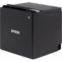 Epson TM-m50 (132) USB Ethernet (Thermodirekt, Schwarz-Weiss), Drucker, Schwarz