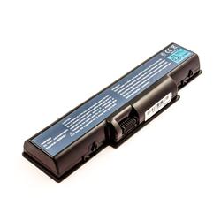 MobiloTec Akku kompatibel mit Acer eMachines E725 Laptop-Akku