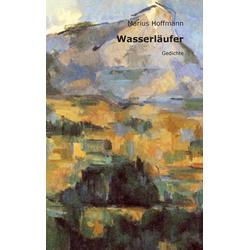 Wasserläufer als Buch von Marius Hoffmann