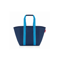 Reisenthel Shopper friend in navy, 56 x 32 cm
