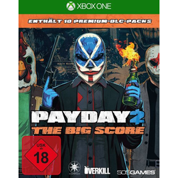 Payday 2 The Big Score - XBOne