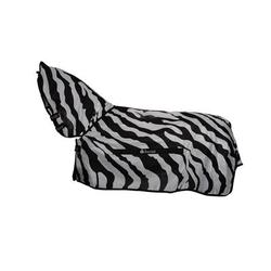 Bucas Fliegendecke Buzz Off Zebra, Gr. 125 cm - zebra