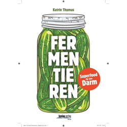 Fermentieren als Buch von Katrin Thomas