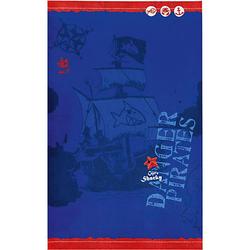 Kinderteppich Capt`n Sharky, blau, 140 x 200 cm
