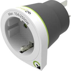 Q2 Power 1.200120 Reiseadapter