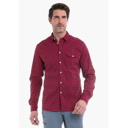 Schöffel Outdoorhemd Shirt Miesbach4 LG rot 50