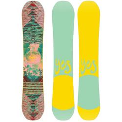 YES. EMOTICON Snowboard 2020 - 152