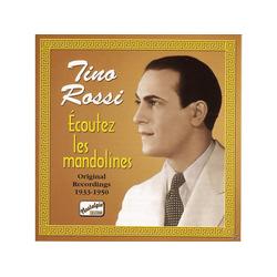 Tino Rossi - Ecoutez Les Mandolines (CD)