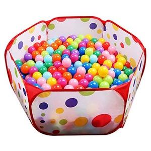 Dosige Kinder Babypool Bällebad Bällepool Spielzelt Babyzelt Foldable Ballpool bällebad 150 * 150 * 45cm (Ball Nicht enthalten)