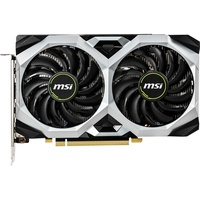 MSI GeForce GTX 1660 Ti Ventus XS OC 6 GB GDDR6 1410 MHz