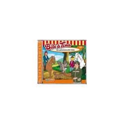 Kiddinx Hörspiel CD Bibi & Tina 72 - Der geheimnisvolle Falke