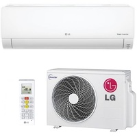 LG Deluxe LG-DC09RQ.NSJ / DC09RQ  Inverter Set stationär
