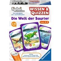 Ravensburger tiptoi Wissen und Quizzen Die Welt der Saurier 00842