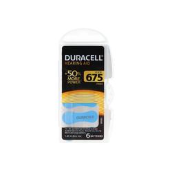 Duracell Hörgeräte Batterie Duracell 13, IEC PR48 Zink Air Batterie