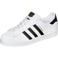 adidas Superstar Women's white-black/ white, 38