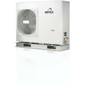 BAFA Förderung A+++ Wärmepumpe 5 kW Luft-/ Wasser Monoblock Inverter MHP5RP24MI