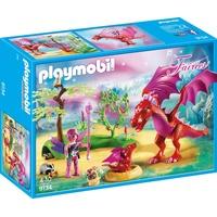 Playmobil Fairies Drachenmama mit Baby (9134)