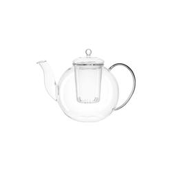 LEONARDO Teekanne ARMONIA Glas Teekanne 1,2l, 1 l