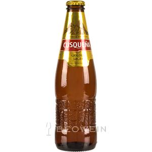 Cusqueña Golden Lager 0,33 l