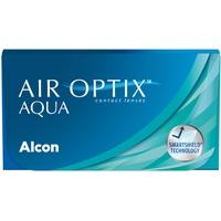 Alcon Air Optix Aqua 6 St. / 8.60 BC / 14.20 DIA / -6.50 DPT