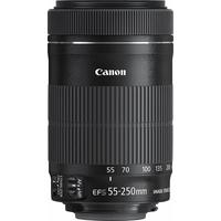 Canon EF-S 55-250mm IS STM + ET-63 + LC KIT