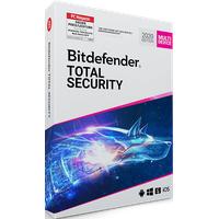 BitDefender Total Security 2020 Vollversion 5 Geräte ESD DE Win