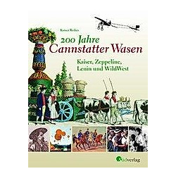 200 Jahre Cannstatter Wasen. Rainer Redies  - Buch