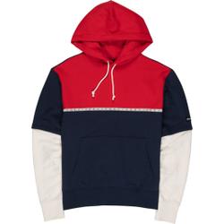 Element - Tokyo Dbl Slv Po Indigo - Sweatshirts - Größe: S