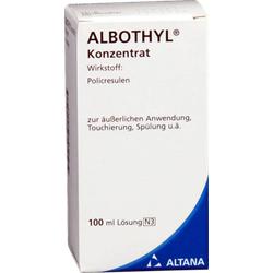 ALBOTHYL Konzentrat 100 ml