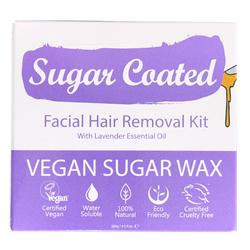 Sugar Coated Gesichts Haarentfernungs Set