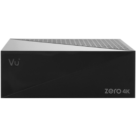 VU+ Zero 4K DVB-S2X schwarz