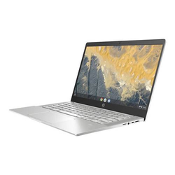 HP Pro c640 Chromebook - Core i7 10610U / 1.8 GHz - Chrome OS 64 - 16 GB RAM - 128 GB eMMC eMMC 5.0 - 35.56 cm (14) IPS 1920 x 1080 (Full HD)